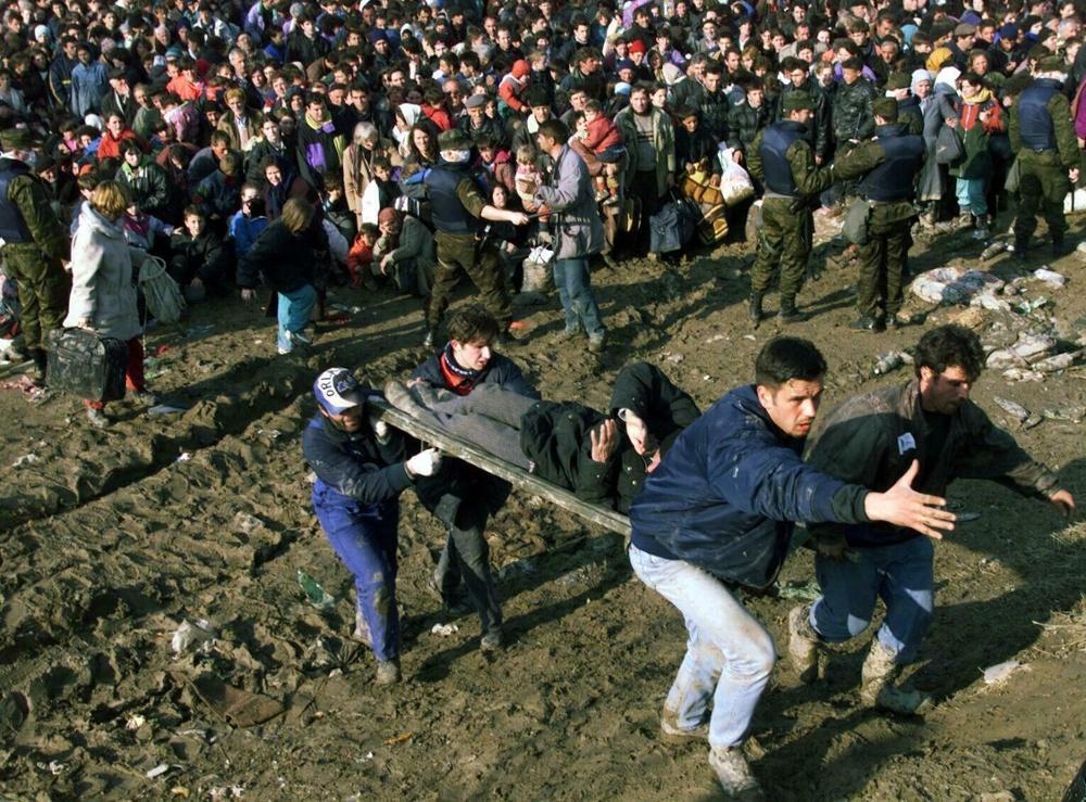 Markku Ulander-Kosovon pakolaiset-1
