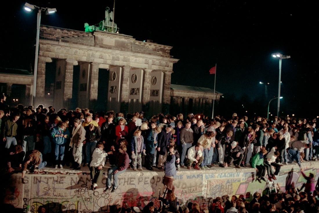 Martti Kainulainen-Berliinin muuri