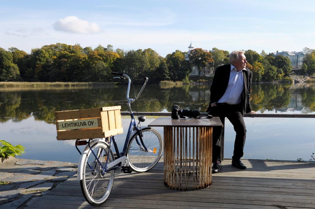 Martti Kainulainen-Polkupyörä
