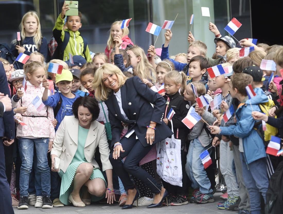 Onni Ojala-Rouva Macron