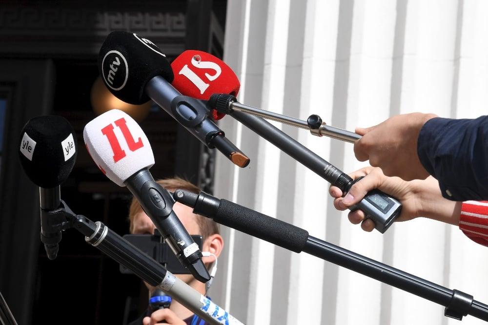 Lehdistötiedote herättää median kiinnostuksen